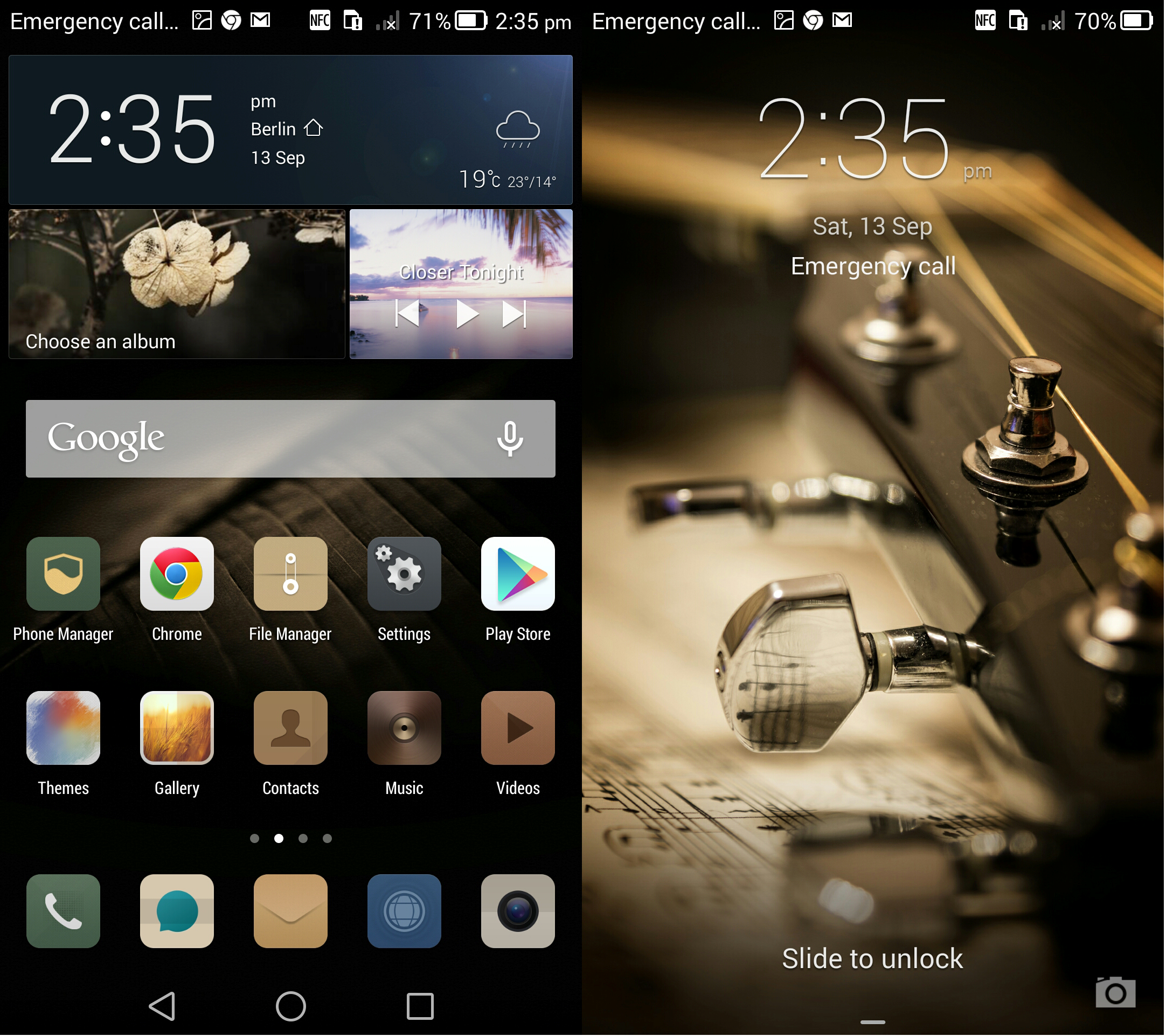 Huawei-Ascend-Mate-7-Simple-Life-Theme