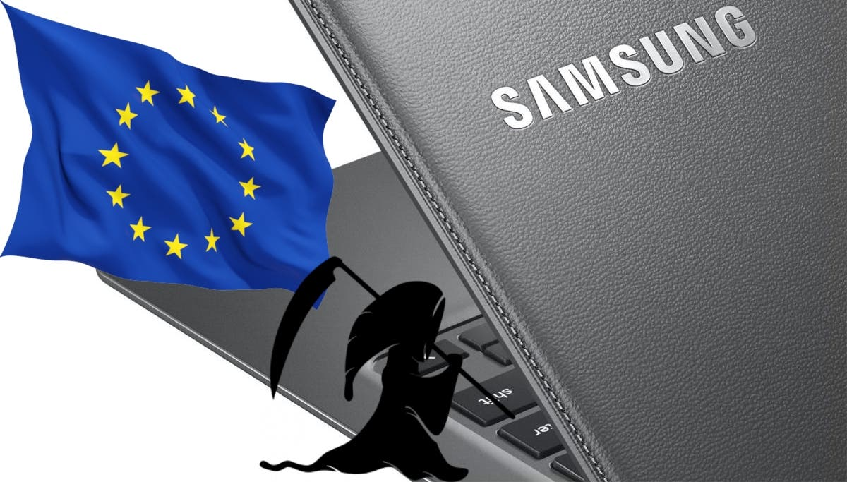 Samsung Europe Laptops