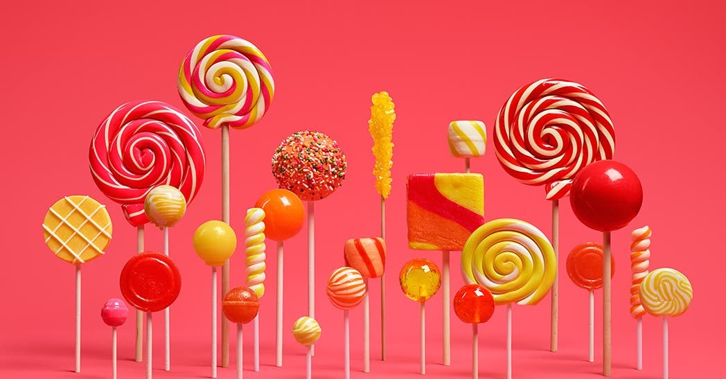 Android Lollipop: Nexus 4 Custom ROM zeigt Google Apps