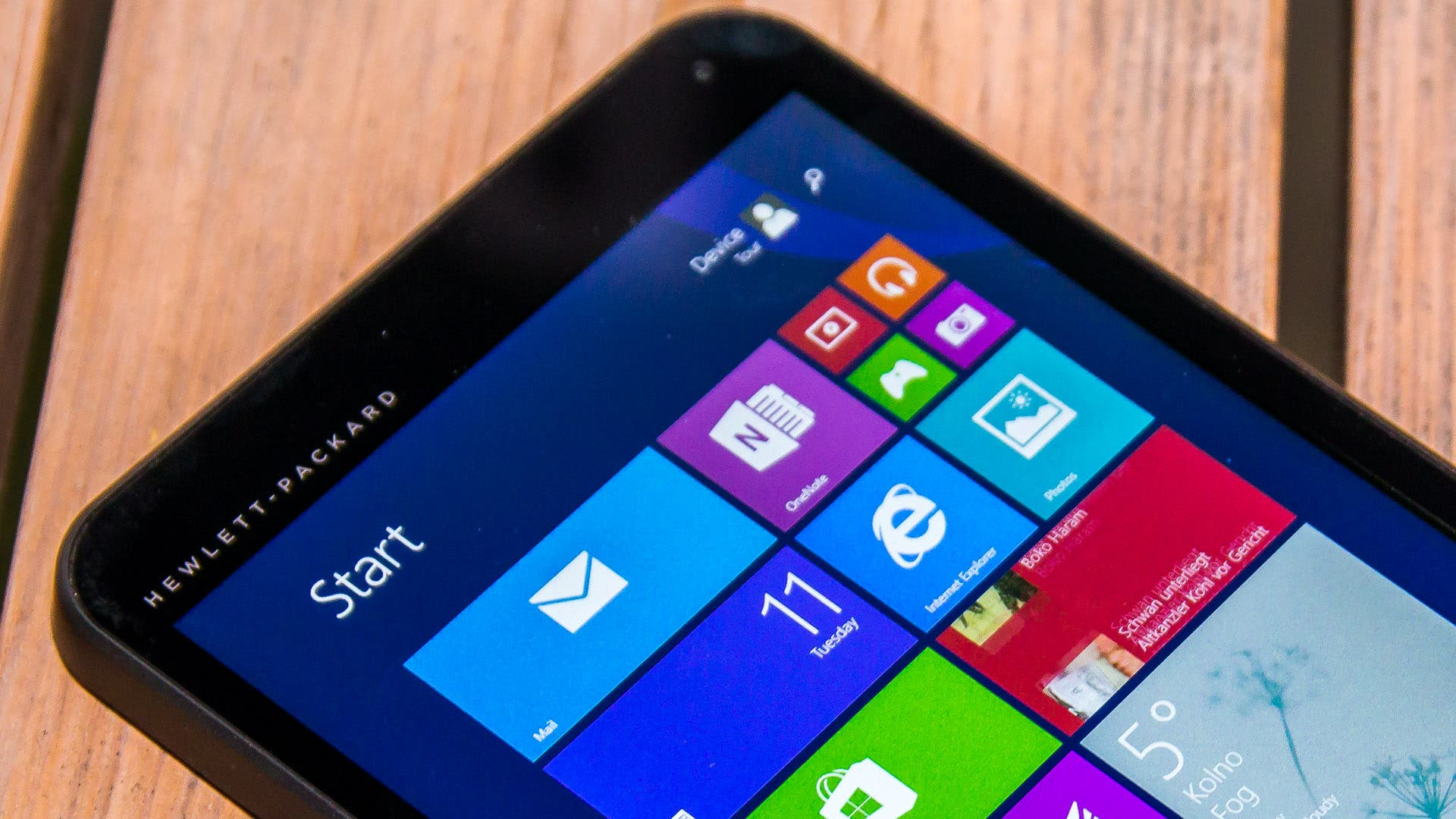 HP Stream 7 Test – Das 99-Dollar-Tablet im Hands-On
