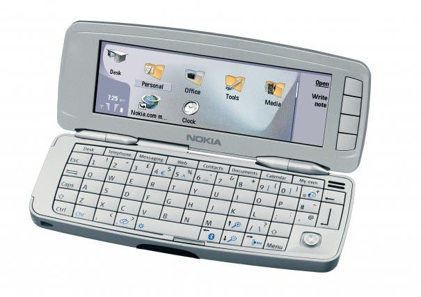 Mokia Communicator 9300