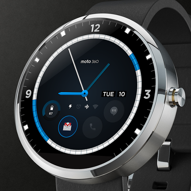 Moto 360 bekommt Updates: Moto Body & My Design Watch Faces