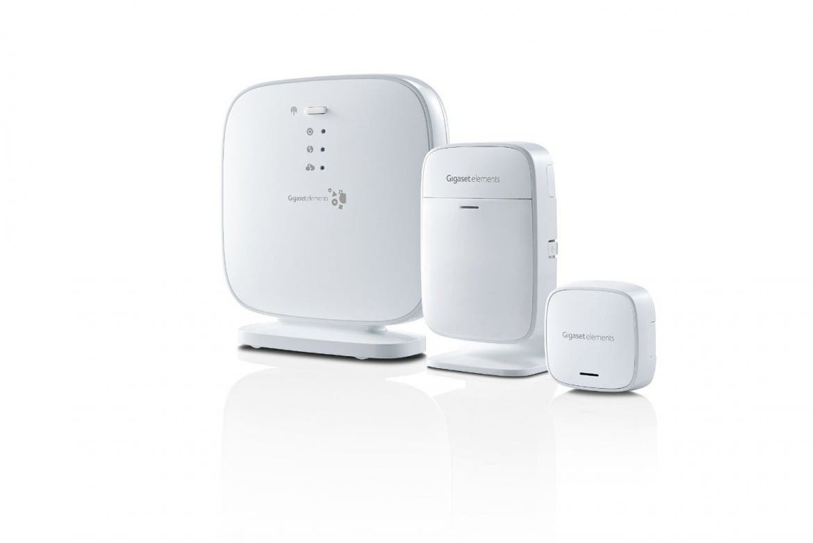 Gigaset Elements Smart Home System