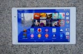 Sony Xperia Z3 Tablet Compact Homescreen