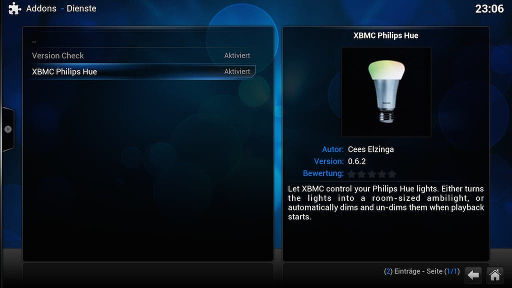 Kodi-XBMC-Philips-Hue-Ambilight