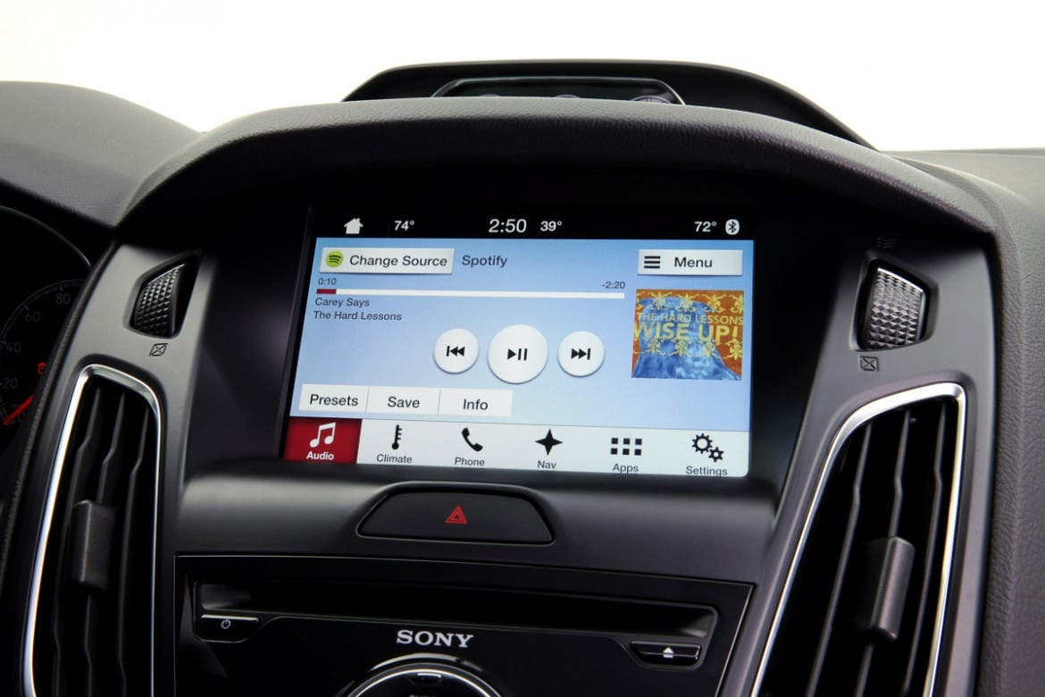 Ford Sync Mobile Apps Iphone