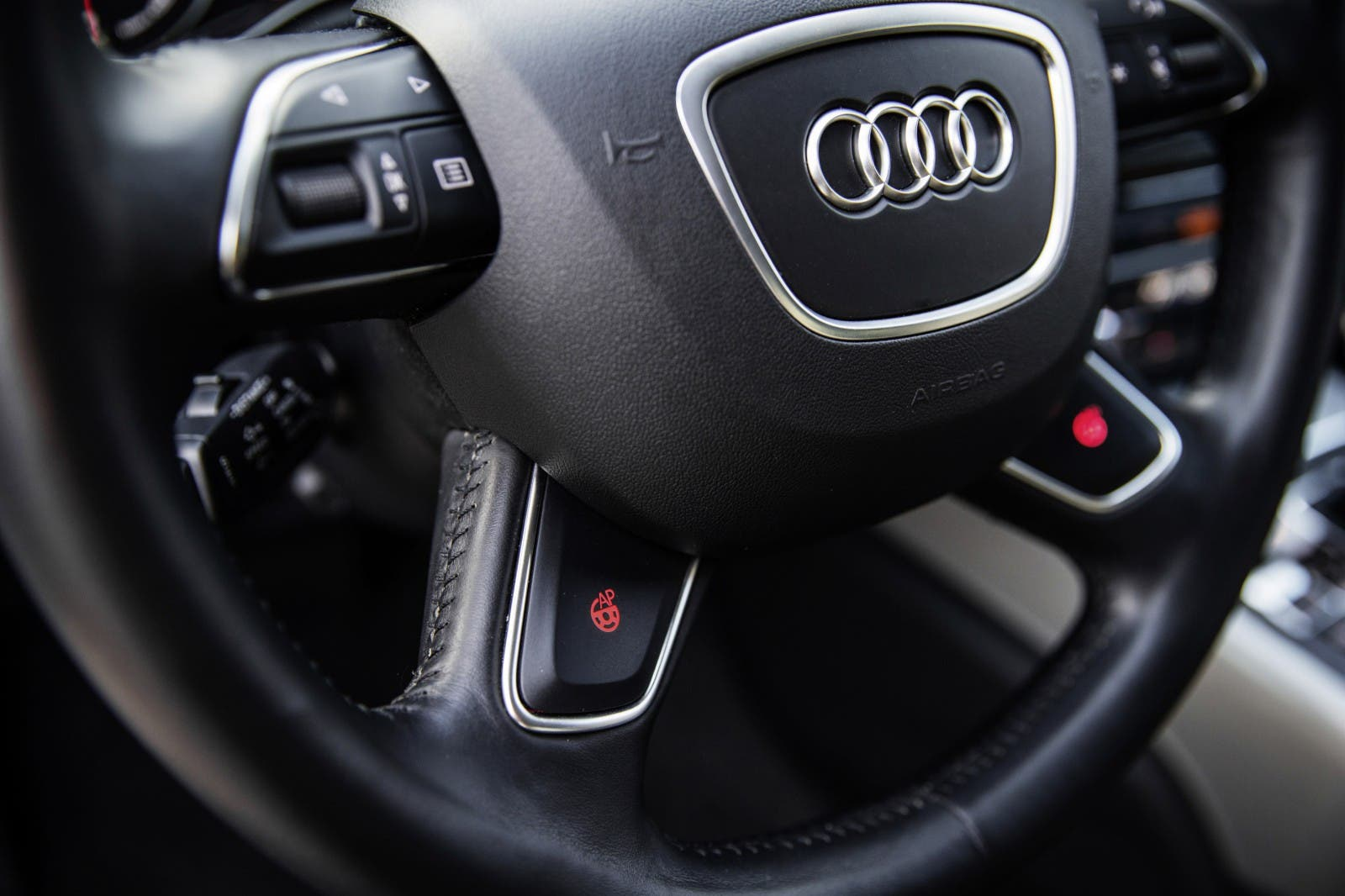 jack fast allein unterwegs audi a7 piloted driving concept. Black Bedroom Furniture Sets. Home Design Ideas