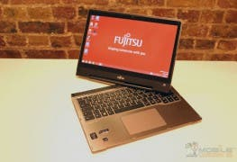 Fujitsu Lifebook T935 – 2-in-1 Tablet-Notebook mit Intel vPro im Hands-On Video
