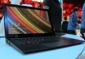CES: Toshiba Portege Z20t 2-in-1 mit Trackpoint im Hands on-Video