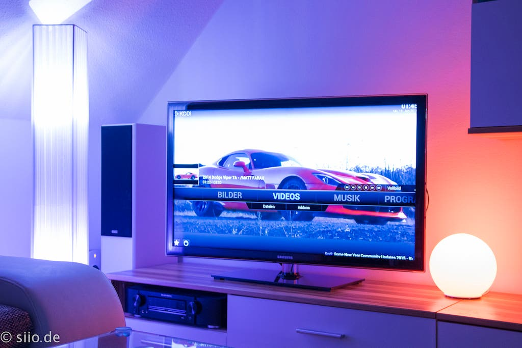 Philips Hue Und Amazon Fire Tv Ambilight How To