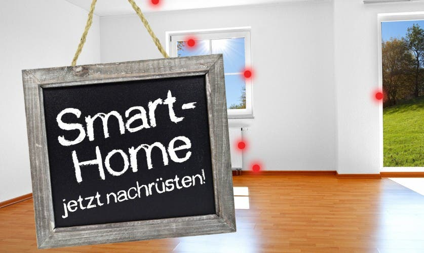 smart home berblick das gibt es bereits auf dem. Black Bedroom Furniture Sets. Home Design Ideas