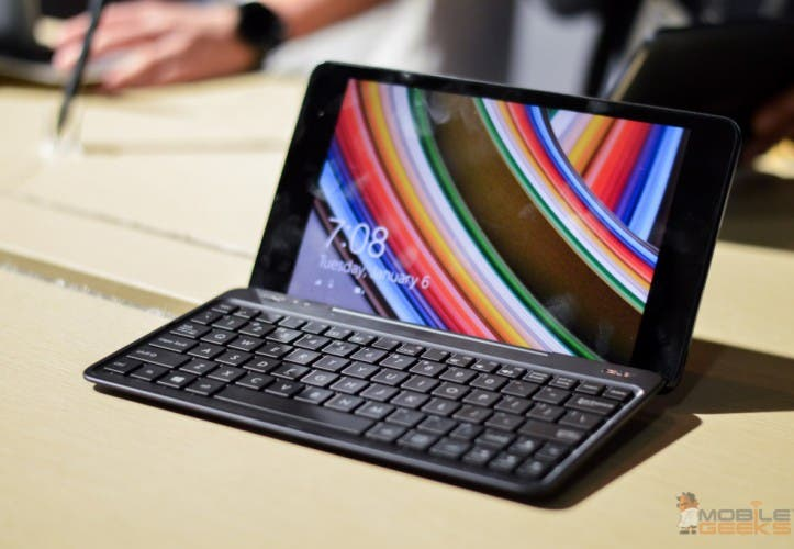 ASUS Transformer Book T90 Chi im Hands on