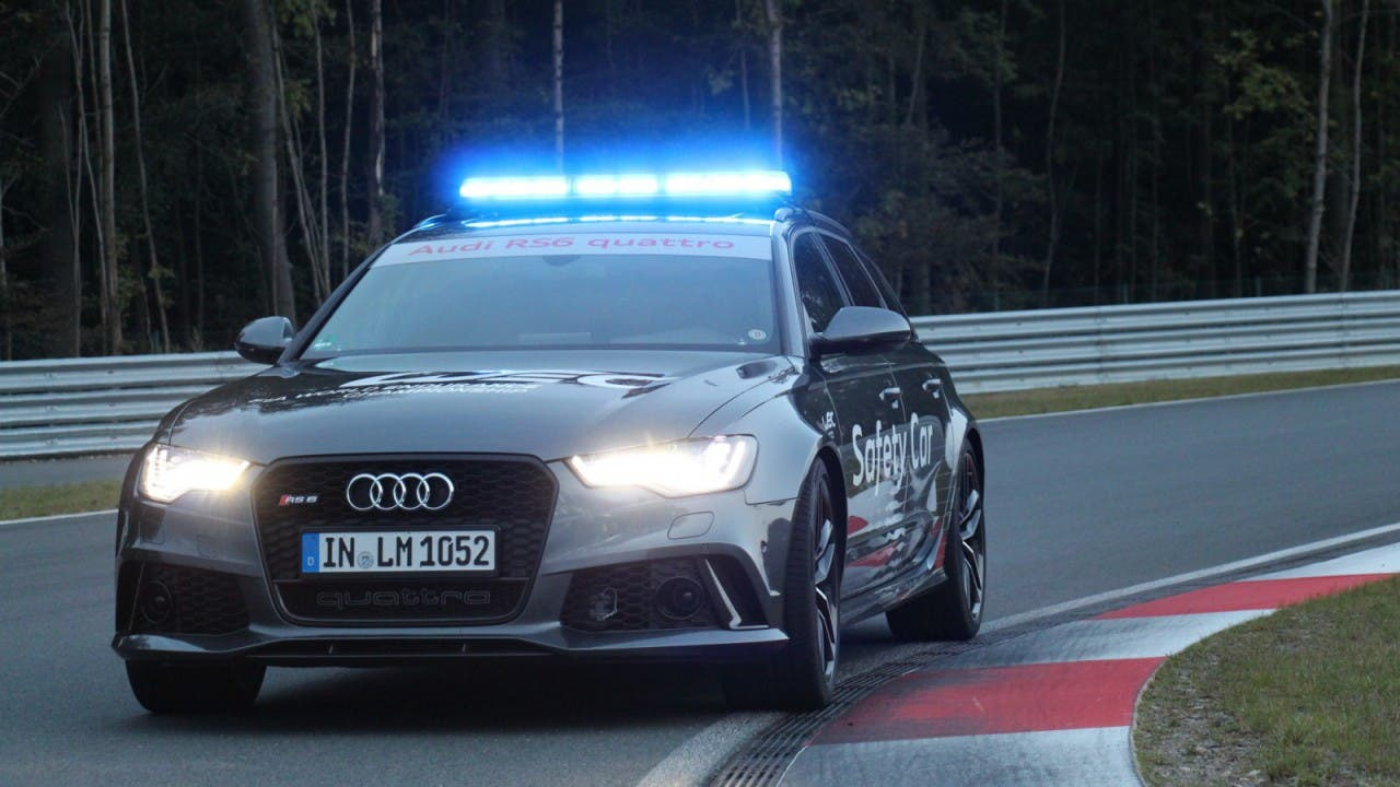 Touring the Audi RS6 Avant Performance with Exclusive