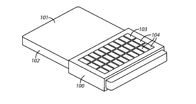 capacitive-keyboard-patent