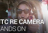HTC Re Camera beim Helikopterflug über New York