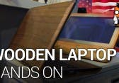 Iameco Holzlaptop All-In-One im Hands On [English]