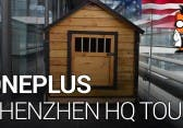 Tour durch das Oneplus Hauptquartier in Shenzhen [English]