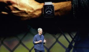Cook Apple Watch