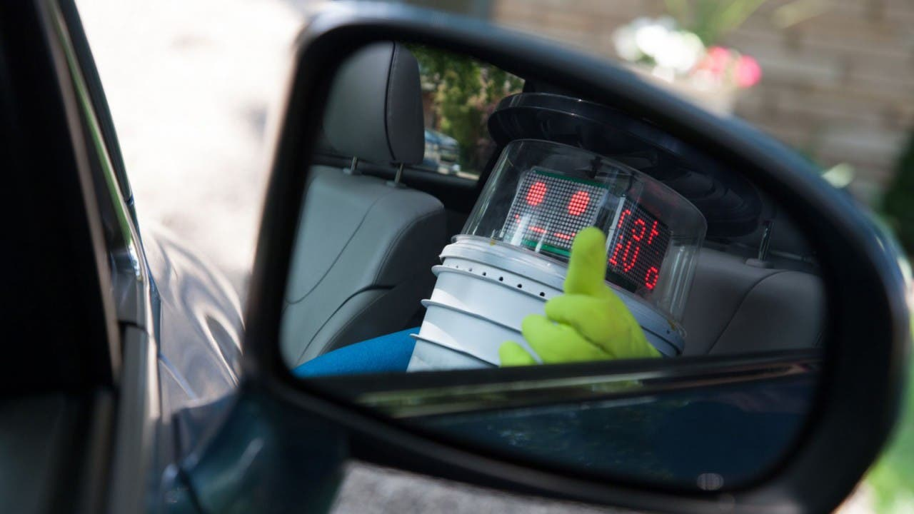 hitchBOT_6 - photo credit: Ryerson University