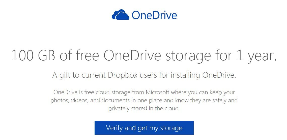 microsoft onedrive drop the box