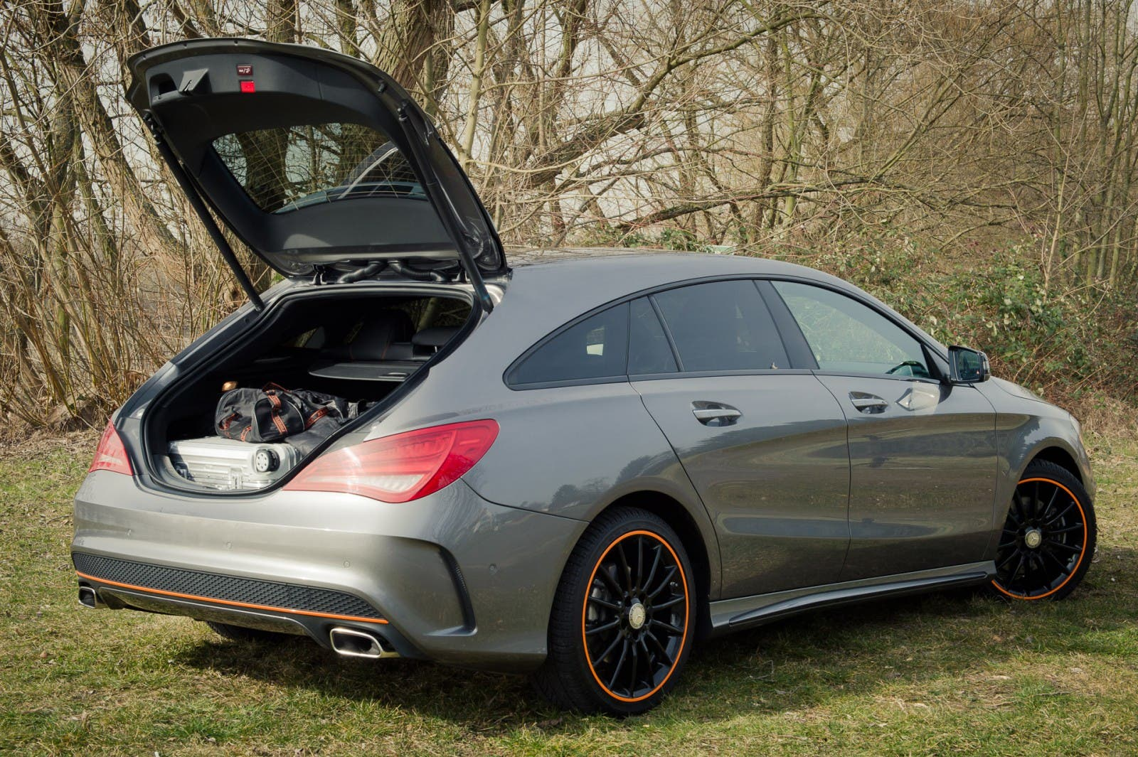 Mercedes Amg Cls S Matic Shooting Brake