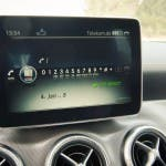COMAND Online Telefon im 2015 Mercedes-Benz CLA 250 4MATIC Shooting Brake OrangeArt Edition