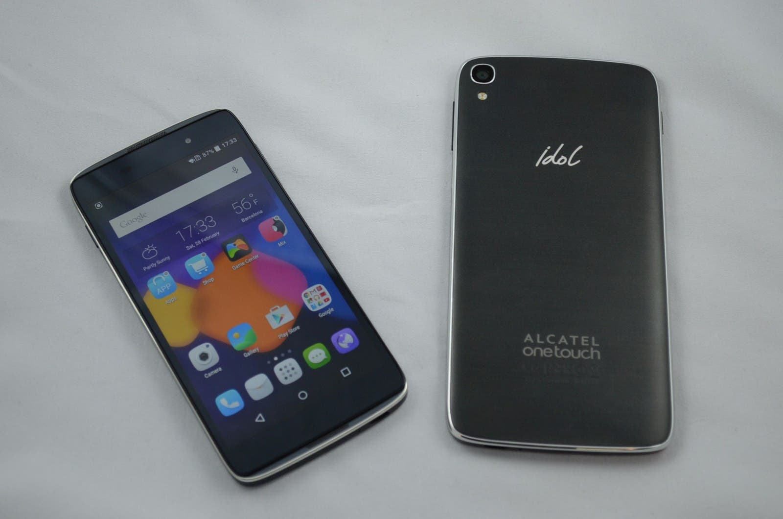 Alcatel One Touch Idol 3 12