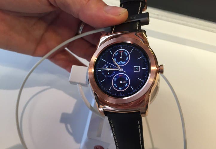 LG Watch Urbane Hands On und Kurztest