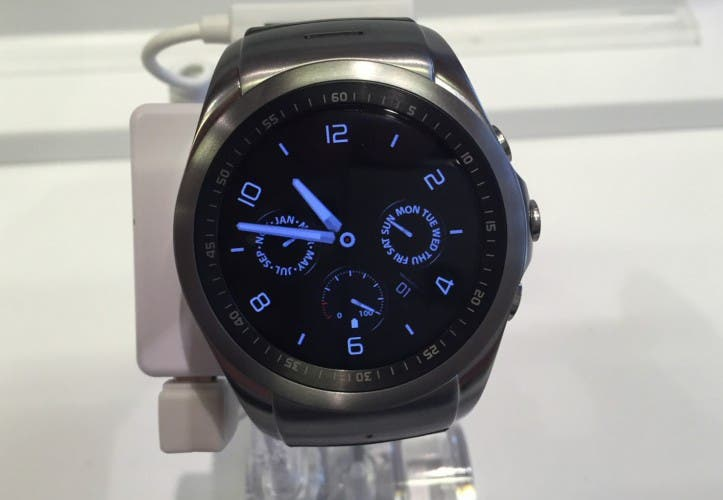LG Watch Urbane LTE Hands On und Kurztest