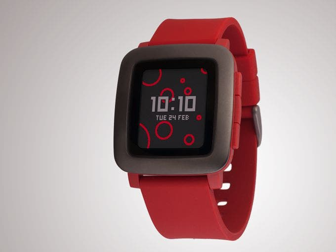 Red Pebble Time