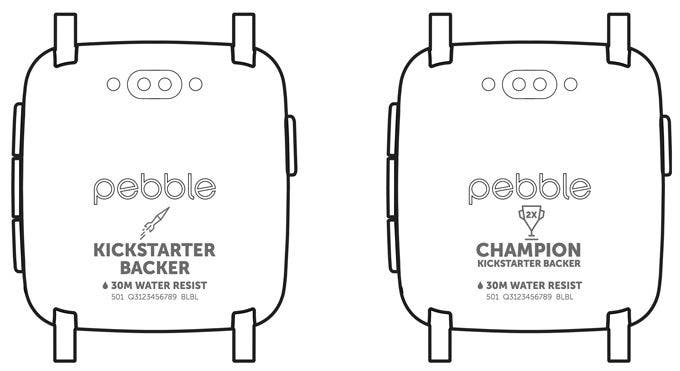 Pebble Time Engrave