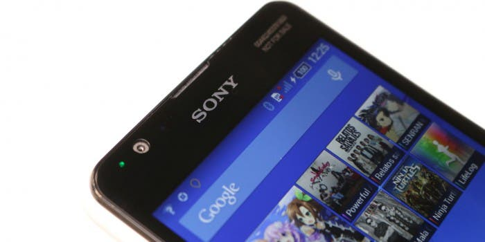 Sony Xperia E4g erster Eindruck