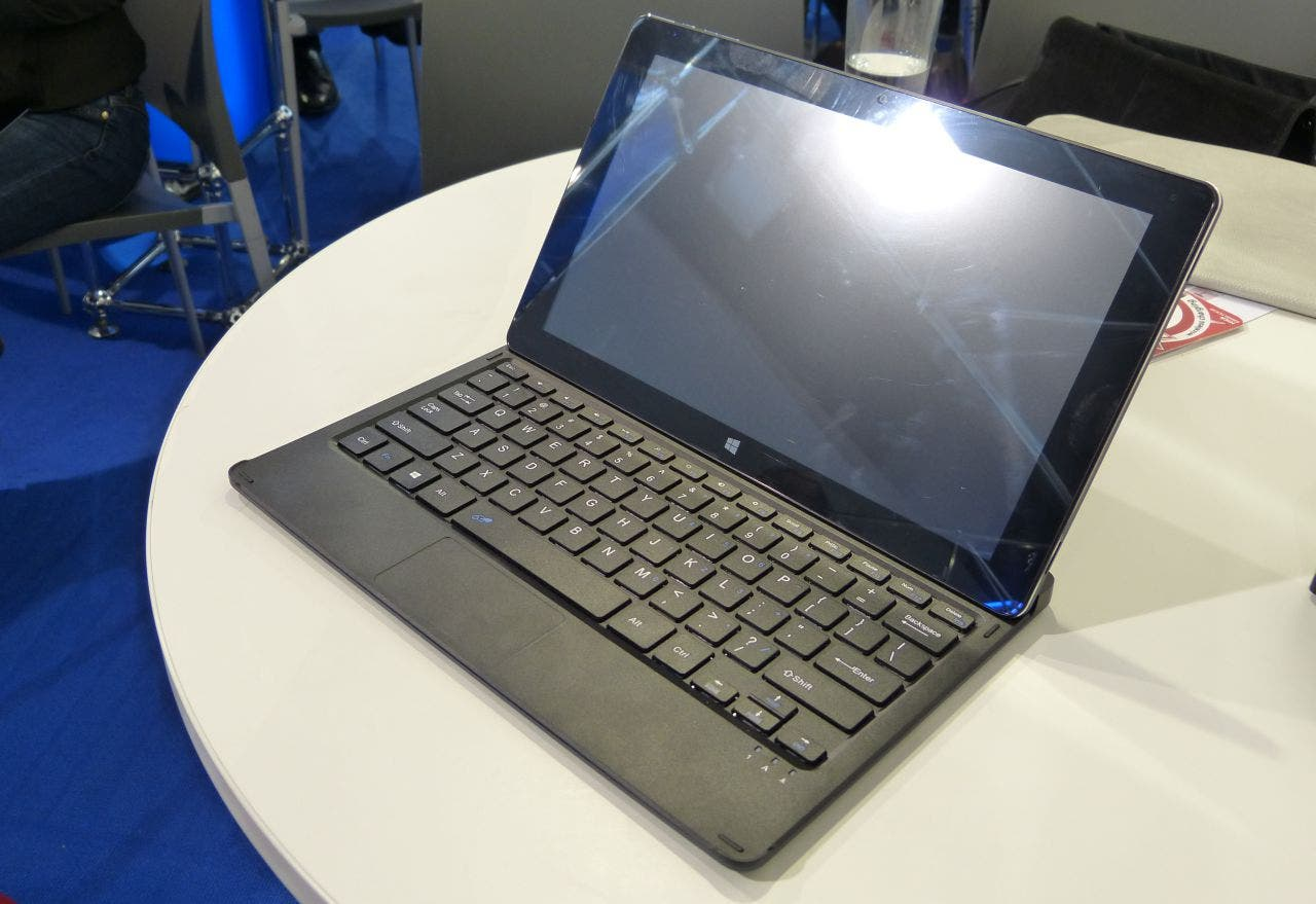 TrekStor 2-in-1 Intel Core M