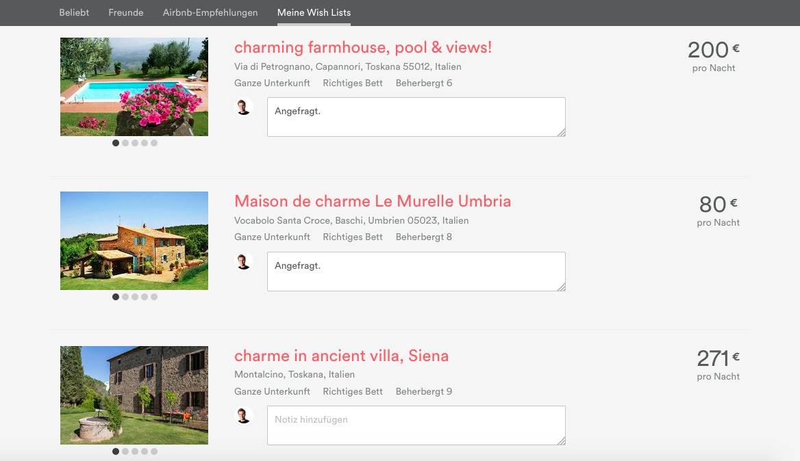 airbnb tipps