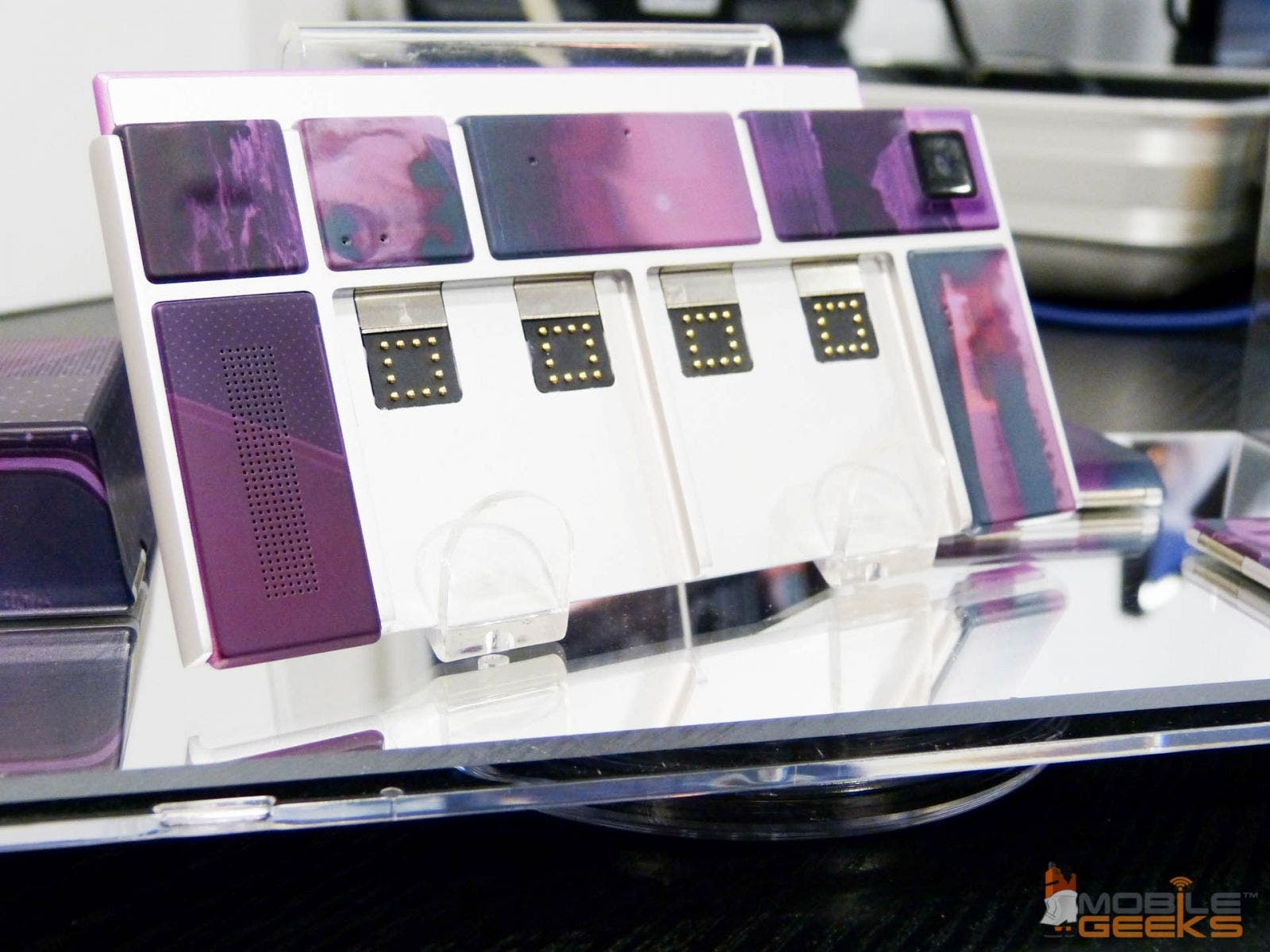 Project Ara Device von Marvell