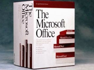 Microsoft Office Verpackung