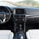 2015 Mazda CX-5 Skyactiv-D 150 AWD - Dashboard