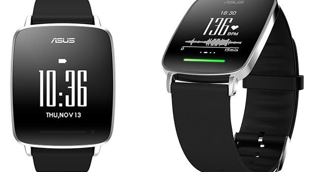 Video teasert ASUS VivoWatch an