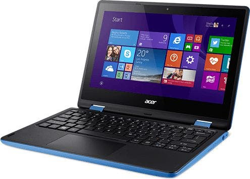 Acer Aspire R 11 Notebook-Modus