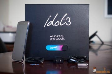 "Alcatel ""OneTouch Idol 3"" (Bild 1)"
