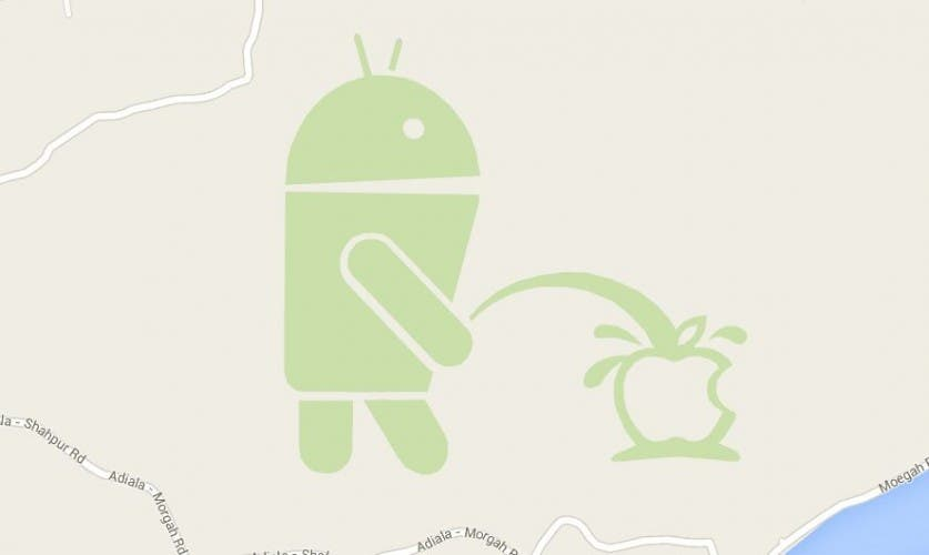 how to make google maps talk on iphone 6