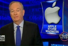 Bill O'Reilly in den Fox news
