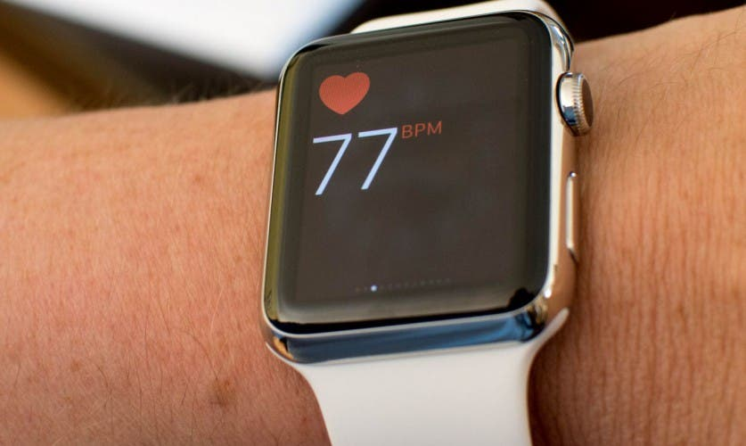 Apple Watch Puls-Anzeige