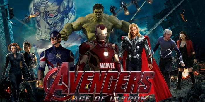 Avengers – Age of Ultron ab sofort im Kino