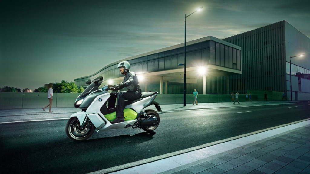 BMW-C-evolution-Elektro-Roller-2