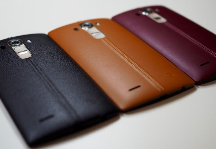 LG G4 im deutschen Hands on-Video