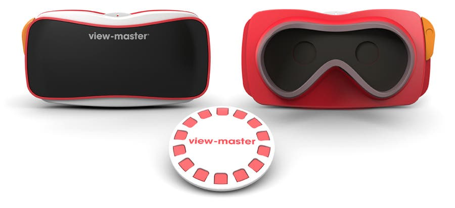 View-Master VR-Brille