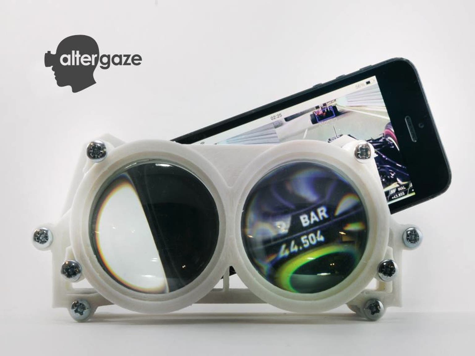 Altergaze VR Headset