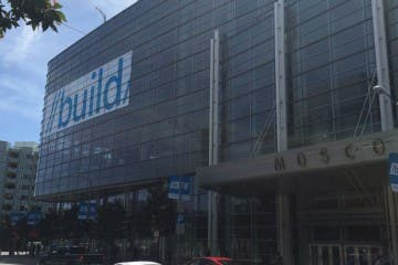 Build 2015 in San Francisco