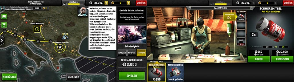 Dead Trigger 2 Screenshots Windows Phone